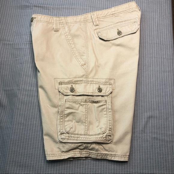 21e23650a2 Lee Shorts   Dungarees Khaki Cargo Size 33   Poshmark